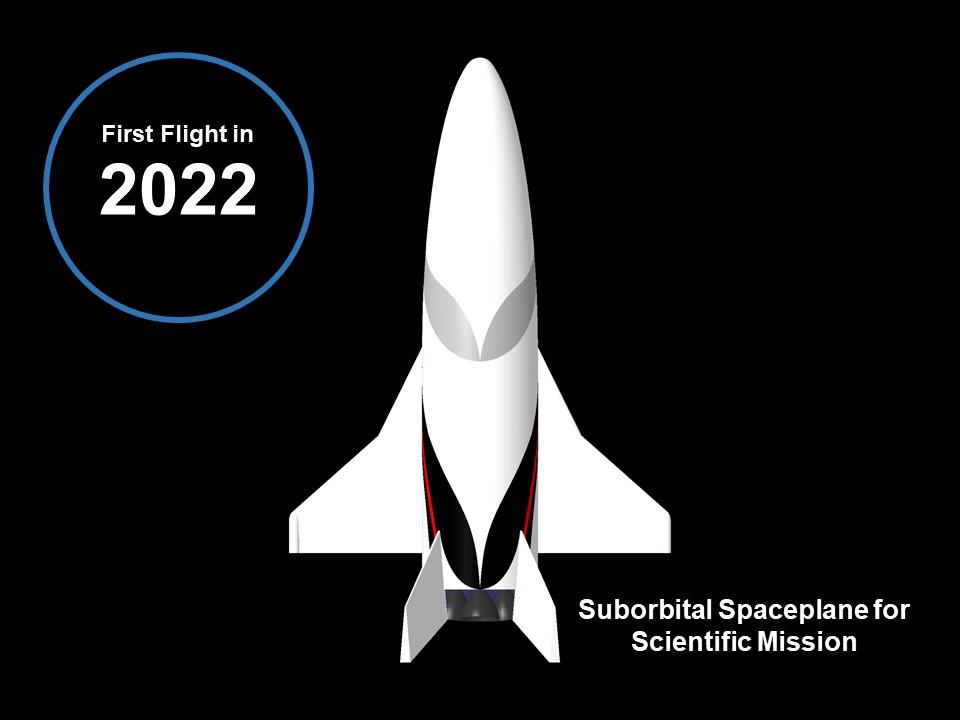 サブオービタルスペースプレーン<br>(科学実験)